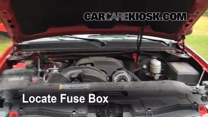 2009 Chevrolet Avalanche LT 6.0L V8 Fusible (motor)