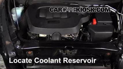 2009 Chevrolet HHR LS 2.2L 4 Cyl. FlexFuel Coolant (Antifreeze)