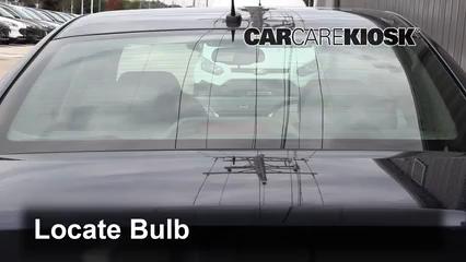 2009 Chevrolet Malibu LS 2.4L 4 Cyl. Lights Center Brake Light (replace bulb)