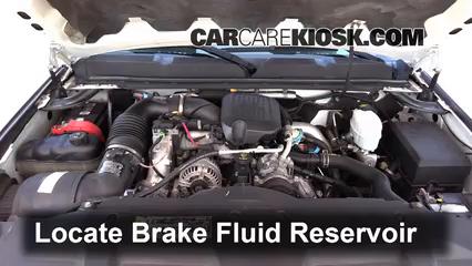 2009 Chevrolet Silverado 3500 HD LT 6.6L V8 Turbo Diesel Crew Cab Pickup (4 Door) Brake Fluid