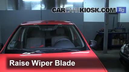 2009 Dacia Sandero LLMPI 1.4L 4 Cyl. Windshield Wiper Blade (Front)
