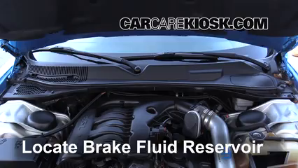 2009 Dodge Challenger SE 3.5L V6 Liquide de frein
