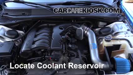 2009 Dodge Challenger SE 3.5L V6 Antigel (Liquide de Refroidissement)