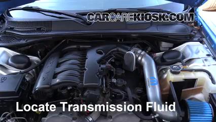 2009 Dodge Challenger SE 3.5L V6 Liquide de transmission