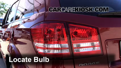 2009 Dodge Journey SE 2.4L 4 Cyl. Lights