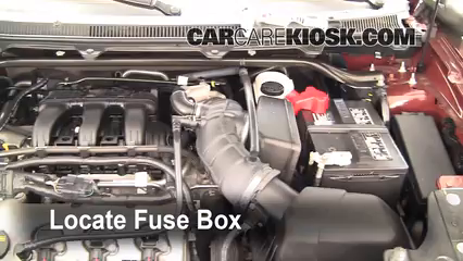 2008 Ford Taurus X Limited 3.5L V6 Fusible (moteur)