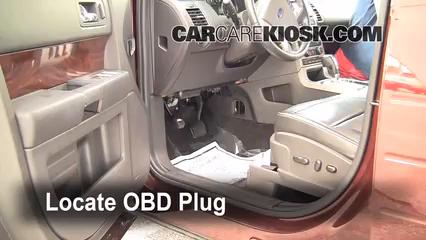 2009 Ford Flex SEL 3.5L V6 Check Engine Light