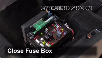 Interior Fuse Box Location: 2002-2009 GMC Envoy - 2009 GMC Envoy SLE 4.2L 6  Cyl.CarCareKiosk