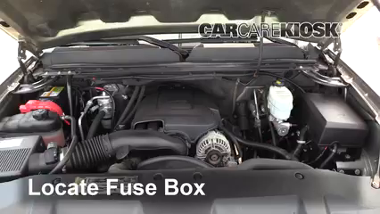 2009 GMC Sierra 2500 HD SLE 6.0L V8 Crew Cab Pickup (4 Door) Fusible (motor) Cambio