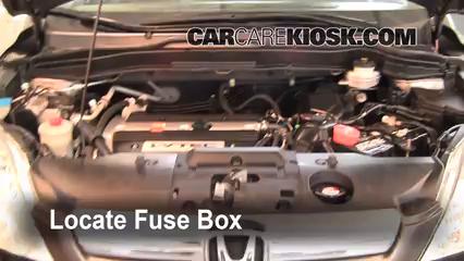 2009 Honda CR-V EX-L 2.4L 4 Cyl. Fusible (moteur)