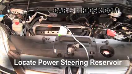 2009 Honda CR-V EX-L 2.4L 4 Cyl. Liquide de direction assistée