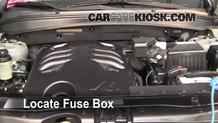 2009 Hyundai Santa Fe Limited 3.3L V6 Fusible (moteur)