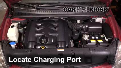 2009 Kia Sedona LX 3.8L V6 Air Conditioner
