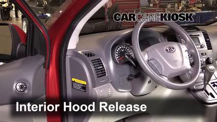2009 Kia Sedona LX 3.8L V6 Belts