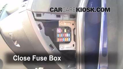 Interior Fuse Box Location 2006 2010 Mazda 5 2009 Mazda 5 Sport 2 3l 4 Cyl