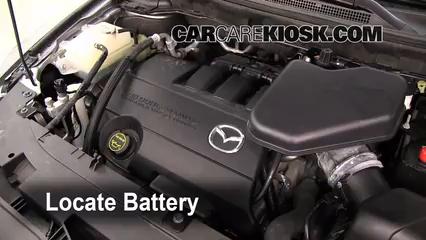 2009 Mazda CX-9 Touring 3.7L V6 Battery