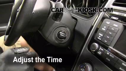 2009 Mazda CX-9 Touring 3.7L V6 Clock