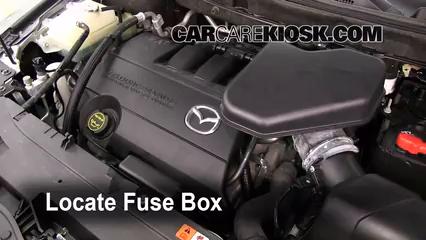 2009 Mazda CX-9 Touring 3.7L V6 Fuse (Engine)
