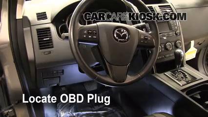 2009 Mazda CX-9 Touring 3.7L V6 Check Engine Light