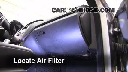 2009 Mercedes-Benz C300 Sport 3.0L V6 Air Filter (Cabin)