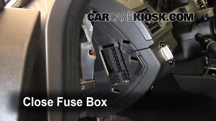 Interior Fuse Box Location: 2008-2015 Mercedes-Benz C300 - 2009  Mercedes-Benz C300 Sport 3.0L V6 | 2008 C350 Fuse Box |  | CarCareKiosk
