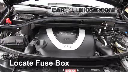 2009 Mercedes-Benz GL450 4.6L V8 Fuse (Engine)
