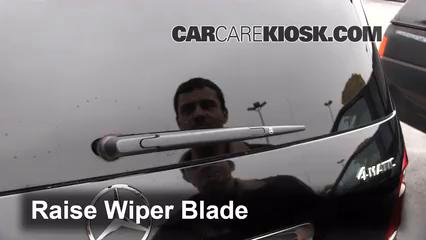 2009 Mercedes-Benz GL450 4.6L V8 Windshield Wiper Blade (Rear)