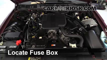 2009 Mercury Grand Marquis LS 4.6L V8 FlexFuel Fuse (Engine)