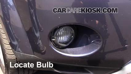 2009 Mitsubishi Outlander XLS 3.0L V6 Luces Luz de niebla (reemplazar foco)