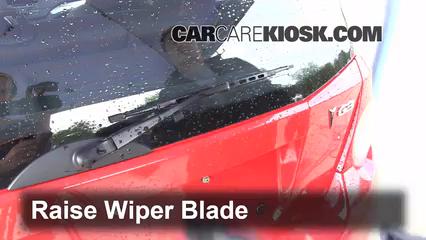 2009 Pontiac G3 1.6L 4 Cyl. Windshield Wiper Blade (Rear)