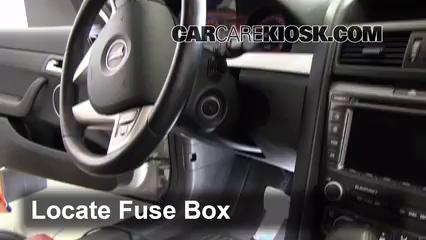 2009 Pontiac G8 GT 6.0L V8 Fuse (Interior)
