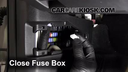 Interior Fuse Box Location: 2008-2009 Pontiac G8 - 2009 Pontiac G8 GT 6.0L  V8CarCareKiosk