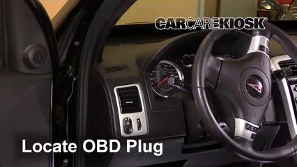 2009 Pontiac Torrent GXP 3.6L V6 Check Engine Light