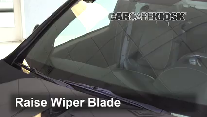 2009 Pontiac Torrent GXP 3.6L V6 Windshield Wiper Blade (Front) Replace Wiper Blades