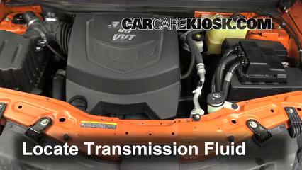 2009 Saturn Vue Red Line 3.6L V6 Transmission Fluid