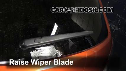 2009 Saturn Vue Red Line 3.6L V6 Windshield Wiper Blade (Rear)