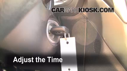 2009 Subaru Forester XT Limited 2.5L 4 Cyl. Turbo Reloj