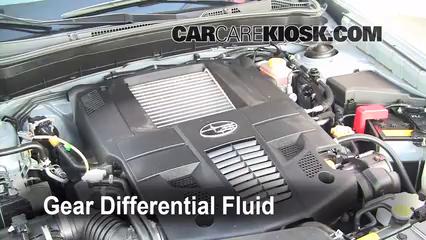 2009 Subaru Forester XT Limited 2.5L 4 Cyl. Turbo Líquido de transmisión
