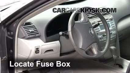 2009 Toyota Camry Hybrid 2.4L 4 Cyl. Fuse (Interior)
