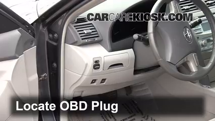 2009 Toyota Camry Hybrid 2.4L 4 Cyl. Check Engine Light