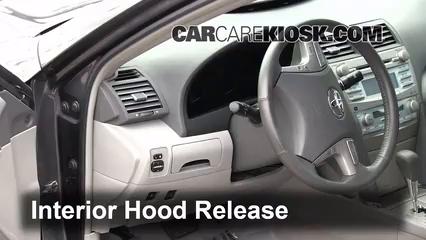 2009 Toyota Camry Hybrid 2.4L 4 Cyl. Belts
