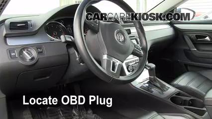 2009 Volkswagen CC Luxury 2.0L 4 Cyl. Turbo Check Engine Light Diagnose