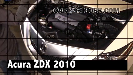 2010 Acura ZDX 3.7L V6 Review