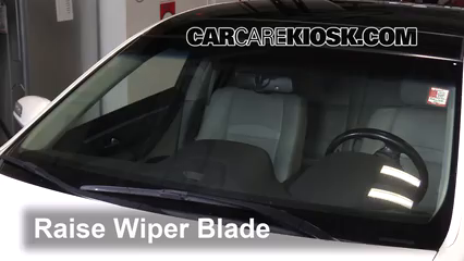 2010 Acura ZDX 3.7L V6 Windshield Wiper Blade (Front)