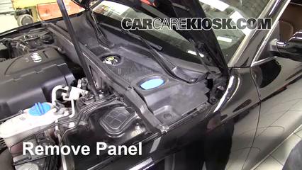 Add Brake Fluid: 2008-2017 Audi A5 Quattro - 2010 Audi A5