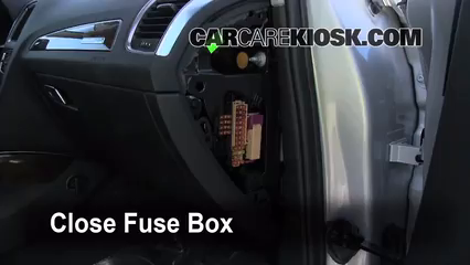2010 Audi Q5 Premium 3.2L V6%2FFuse Interior Part 2 interior fuse box location 2008 2010 porsche cayenne 2010 2005 porsche cayenne fuse box location at n-0.co