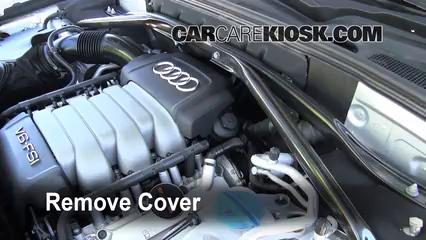 2010 Audi Q5 Oil Filter