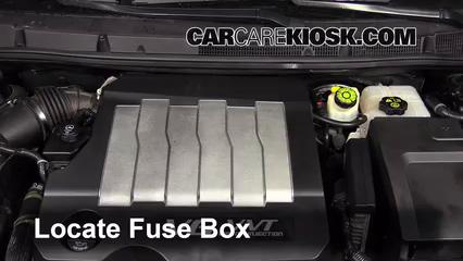 Replace a Fuse: 1992-1998 Buick Skylark - 1994 Buick Skylark Custom 3.1L V6  Sedan (4 Door)CarCareKiosk