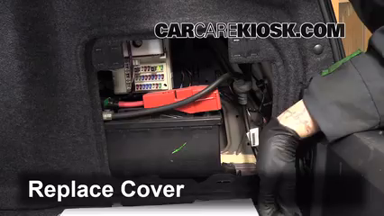 Battery Replacement 2008 2015 Cadillac Cts 2010