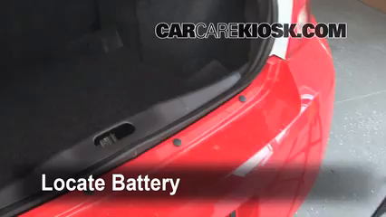 2010 Chevrolet Cobalt LT 2.2L 4 Cyl. Sedan (4 Door) Battery